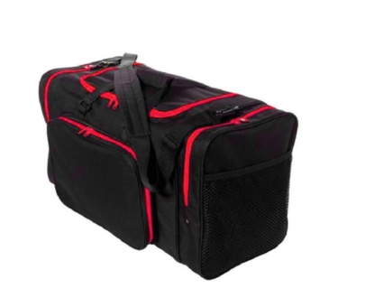 SASSI LARGE SQARE DUFFLE TEAM BAG (SD624)