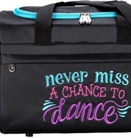 SAC DUFFLE NEVER MISS A CHANCE TO DANCE (NMC-02)