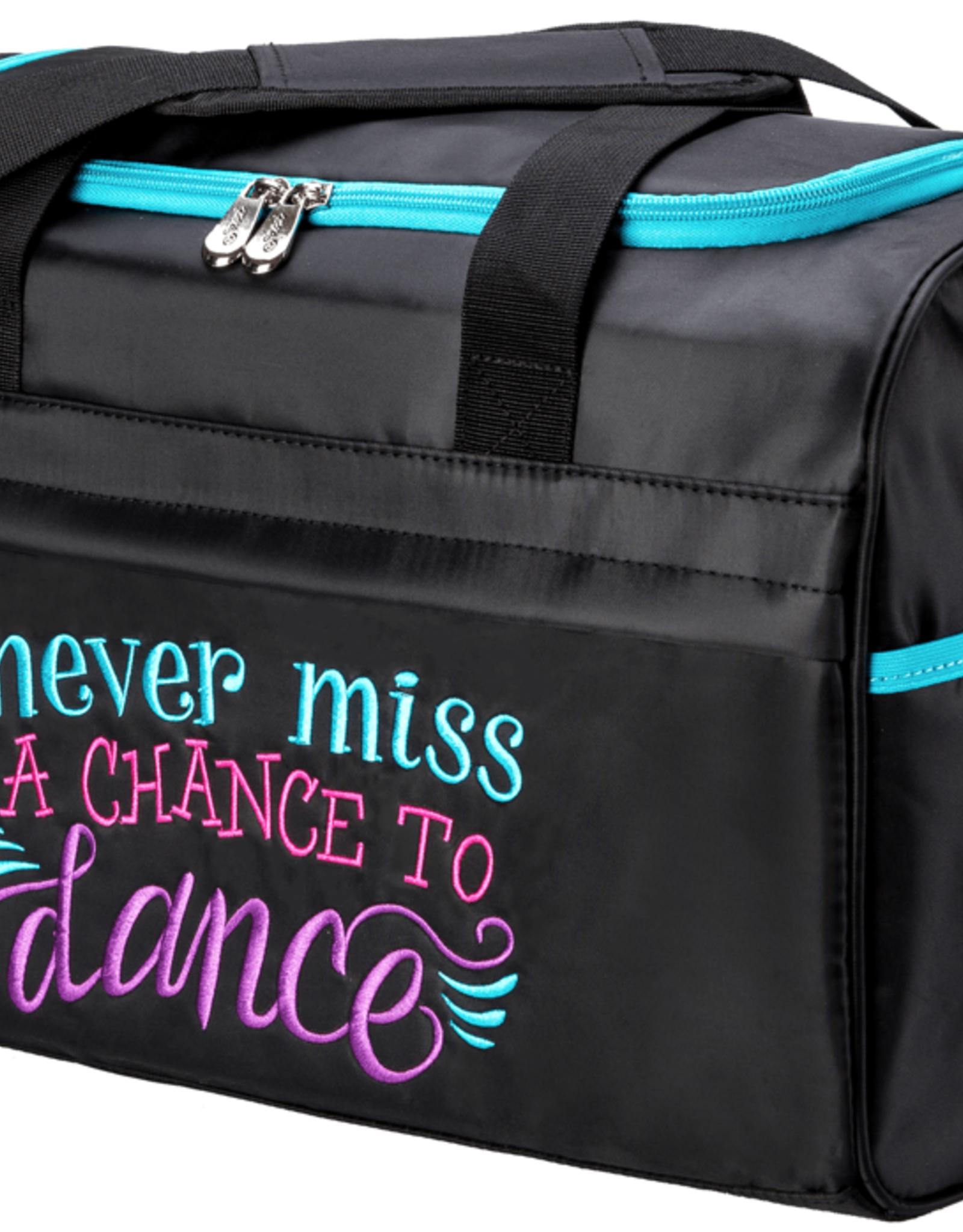 SASSI SAC DUFFLE NEVER MISS A CHANCE TO DANCE (NMC-02)
