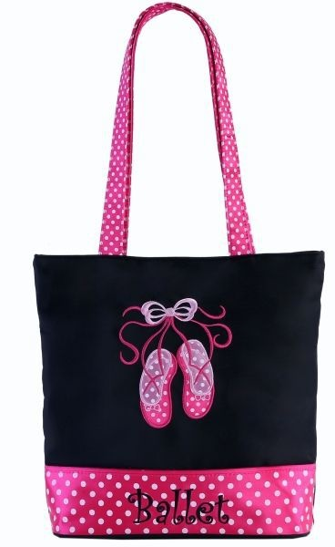 SASSI BALLET SMALL TOTE BAG (BAL-11)