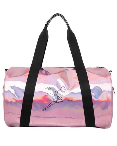 CAPEZIO LEGACY METALLIC DUFFLE DANCE BAG (B219)