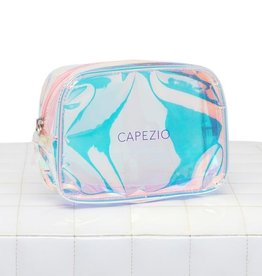 CAPEZIO HOLOGRAPHIC MAKEUP BAG (B226)