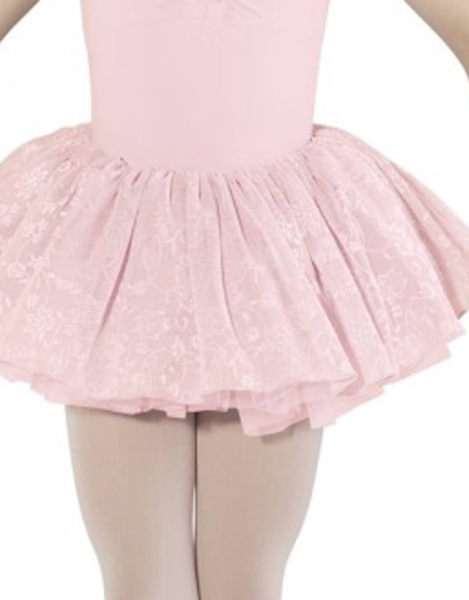 MIRELLA FLOWER MESH TUTU SKIRT (MS127C)