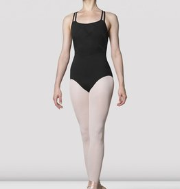 MIRELLA MESSINA DOUBLE X-BACK CAMISOLE LEOTARD (M3074LM)