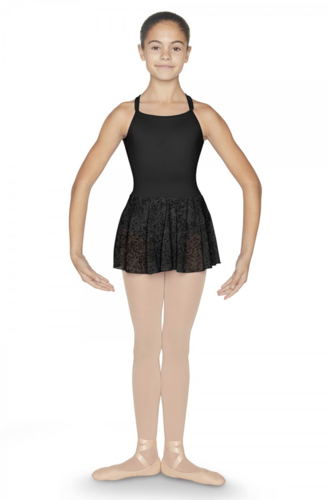 MIRELLA AURELIA X-BACK SKIRTED LEOTARD (CL5587)
