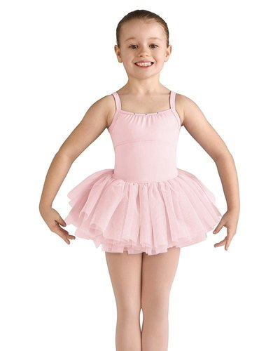 BLOCH LETTY TUTU CAMISOLE LEOTARD (CL9565)