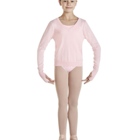 BLOCH LILIBETH BOW BACK DETAIL SWEATER (CZ1129)