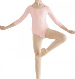 BLOCH CINTHY CHILD 3/4 SLEEVE LEOTARD (CL9506)