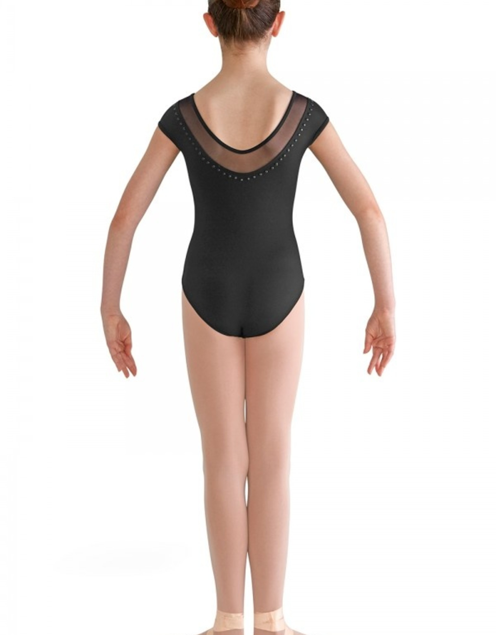 BLOCH FREMONT SHORT SLEEVE LEOTARD (CL8952)