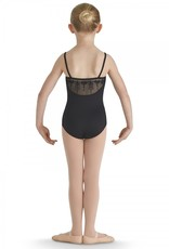 BLOCH KLASINA MESH FRONT AND BACK CAMISOLE LEOTARD (CL8710)