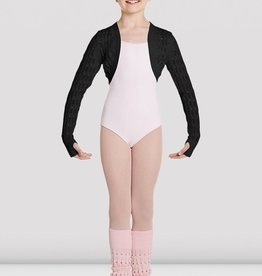 BLOCH ROESIA BOLERO EN MAILLE A MANCHES LONGUES (CZ5519)
