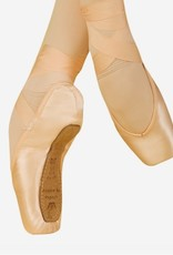 SANSHA F.R.DUVAL PRE-ARCHED 3/4 MEDIUM SHANK POINTE SHOES (FRD)