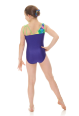 MONDOR GYMNASTIC SLEEVELESS LEOTARD (27886)