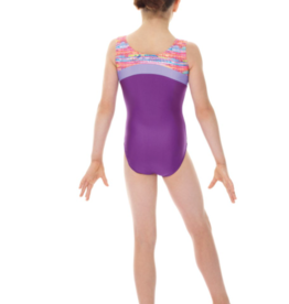 MONDOR CHILD SLEEVELESS GYMNASTIC LEOTARD (27847)