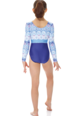MONDOR CHILD LONG SLEEVES LEOTARD (17811)