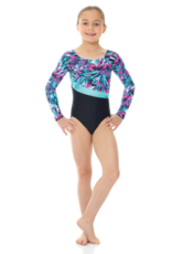 MONDOR GYM LONG SLEEVE LEOTARD (27859)