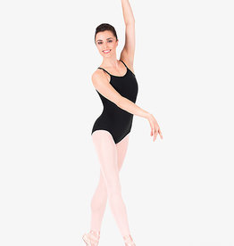 CAPEZIO ADJUSTABLE STRAP CAMISOLE LEOTARD (TB1420)