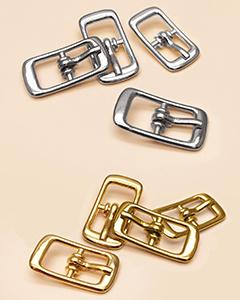 CAPEZIO BUCKLES GOLD (BR4020)