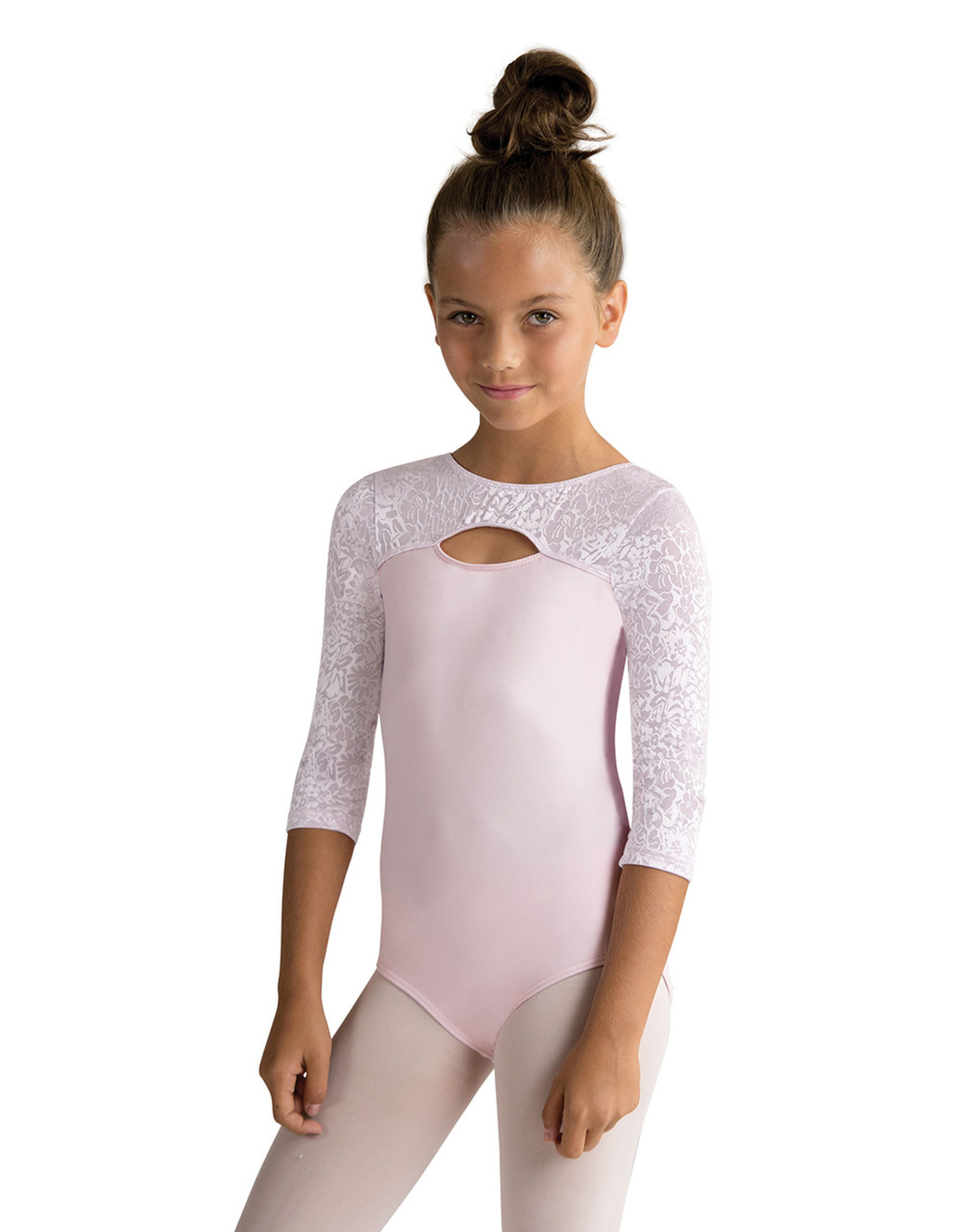 MOTIONWEAR MAILLOT ENFANT MANCHES 3/4 (2390)