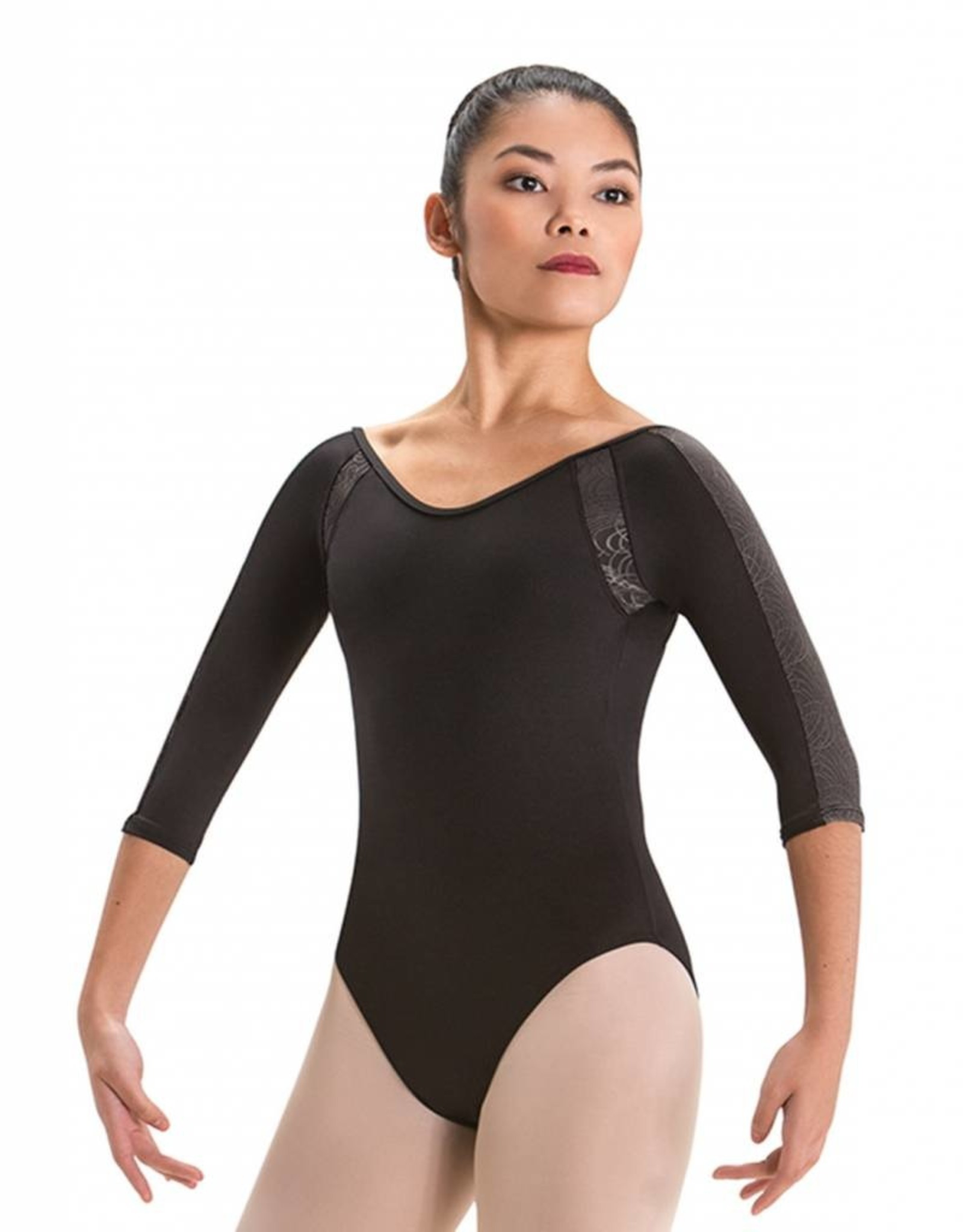 MOTIONWEAR OFF-SET MAILLOT MANCHES 3/4 (2952)