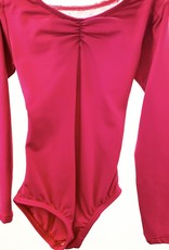MOTIONWEAR MAILLOT MANCHES LONGUES DOS OUVERT (2411)