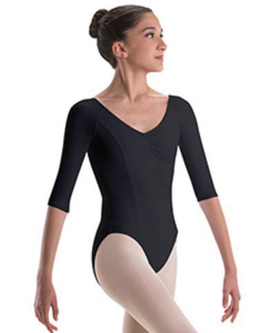 MOTIONWEAR 3/4 SLEEVE LEOTARD (2150)