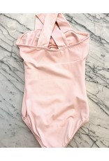MOTIONWEAR CHILD LEOTARD BOW FRONT AND CROSS BACK (2958C)
