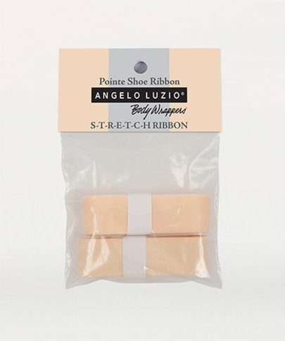 BODY WRAPPERS PACKAGE OF POINTE SHOE STRETCH RIBBON (52)