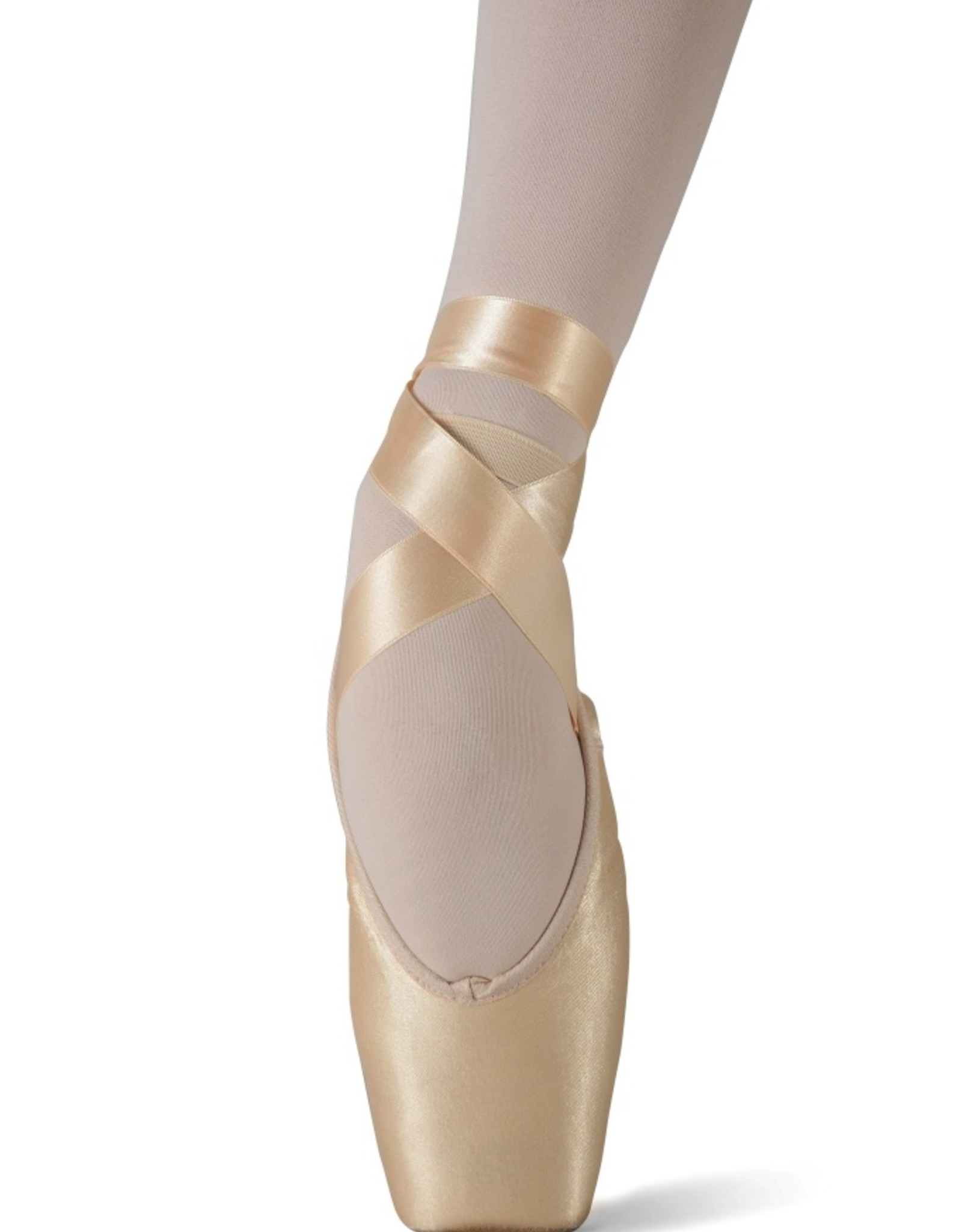 MERLET DIVA MEDIUM SOLE 3/4 SHANK POINTE SHOES