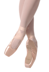 GAYNOR MINDEN SLEEK FIT HARD SHANK DEEP VAMP HIGH HEEL POINTE SHOES