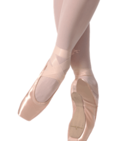 GAYNOR MINDEN SLEEK FIT FEATHERFLEX SHANK DEEP VAMP LOW HEEL POINTE SHOES