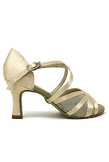 SO DANCA RIKKI SATIN BALLROOM SHOES (BL-162)