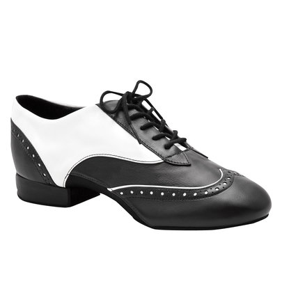 CAPEZIO TRAVIS SMOOTH MEN BALLROOM SHOES (BR1002)