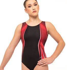 MOTIONWEAR POWER DYE SUBLIMATION GYMNASTICS LEOTARD (1784)