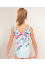 MOTIONWEAR BRILLIANT DYE SUBLIMATED GYM LEOTARD (1687)