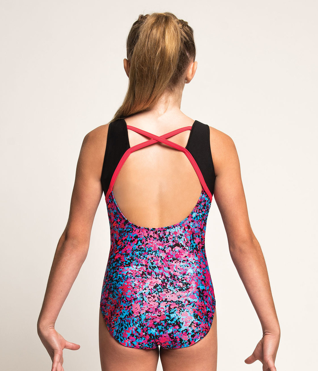 MOTIONWEAR GYM SWEETHEART LEOTARD (1284)