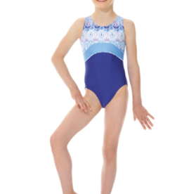 MONDOR ADULT SLEEVELESS GYM LEOTARD (17810)