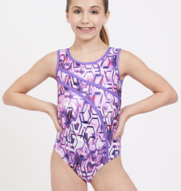 CAPEZIO TECHNO SPLASH TANK LEOTARD (FS6773C)