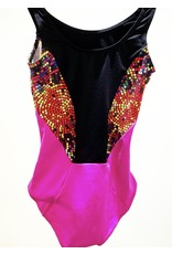 SO DANCA MAIA GYM LEOTARD (L-1475)