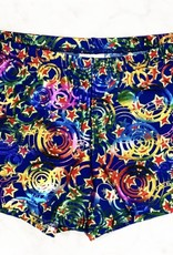 BODY WRAPPERS ADULT PRINT HOT SHORTS (700)