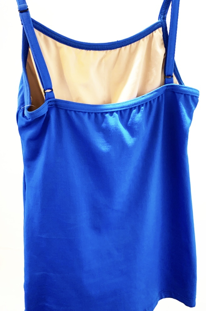 MOTIONWEAR CAMISOLE WITH BRA (3007)