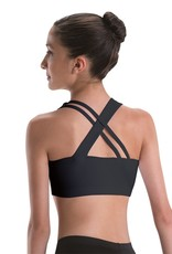 MOTIONWEAR CROSS BACK BRA TOP (3034)