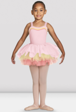 BLOCH LENORA CHILD COLOR CONTRAST TUTU SKIRT (CR8121)