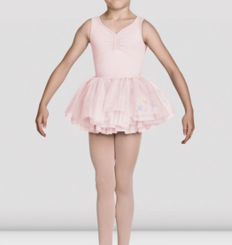MIRELLA EMBROIDERED TUTU SKIRT (MS137C)