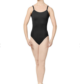 MIRELLA PRINCESS SEAM GATHERED WRAP BACK MESH LEOTARD (M2173LM)