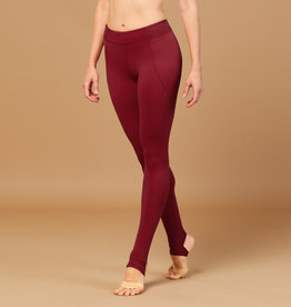BLOCH EMBROIDERY TRIM FULL LENGTH LEGGING (FP5230)