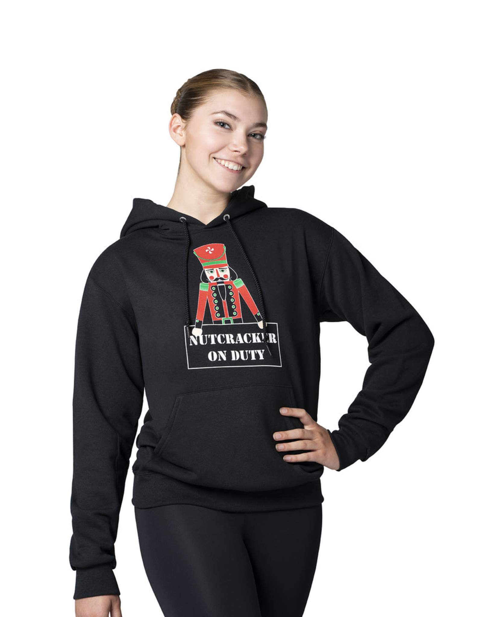 MOTIONWEAR HOODIE NUTCRACKER ON DUTY (4939)