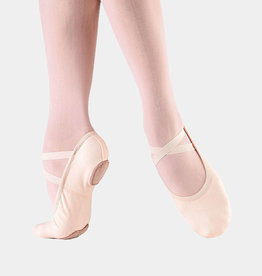 SO DANCA BLISS FULLY ELASTICEZ CANVAS SPLIT SOLE CHILD BALLET SLIPPERS (SD16C)