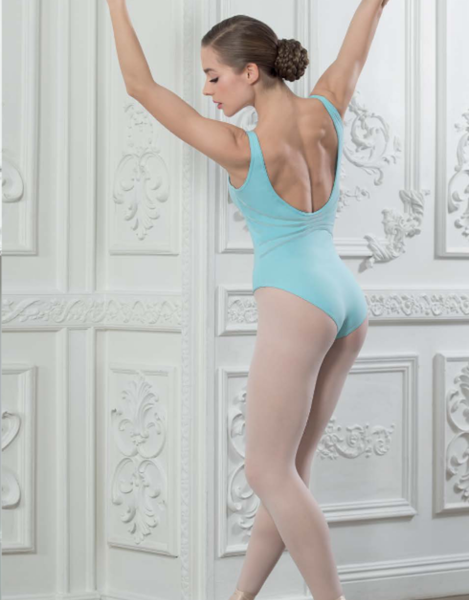 GRISHKO OPEN BACK ADULT LEOTARD (DA1175)