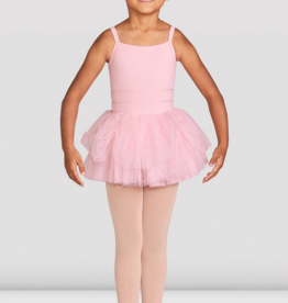 BLOCH HATTIE DIAMANTE ROUCHED TRIM TUTU (CR5521)